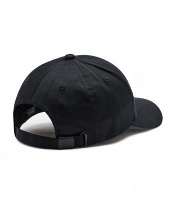 Бейсболка KARL LAGERFELD 805614 511119 черная с логотипом