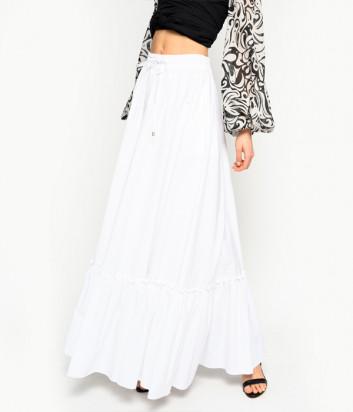 Длинная юбка PINKO 1B14LV белая
