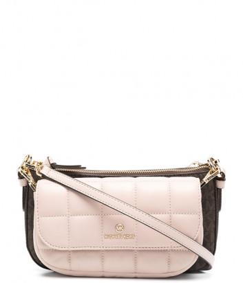 Комплект сумок 4-в-1 MICHAEL KORS Jet Set 32H0GT9C8B розово-коричневый