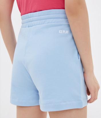 Спортивные шорты ICE PLAY D051 P451 1101 голубые