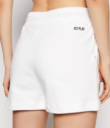 Спортивные шорты ICE PLAY D051 P451 1101 белые