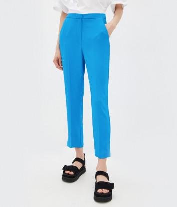 Женские брюки ICE PLAY B021 P520 голубые