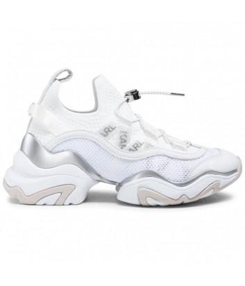 Женские кроссовки KARL LAGERFELD KL62325 белые