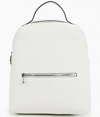 Рюкзак CALVIN KLEIN Jeans K60K607195 с внешним карманом белый