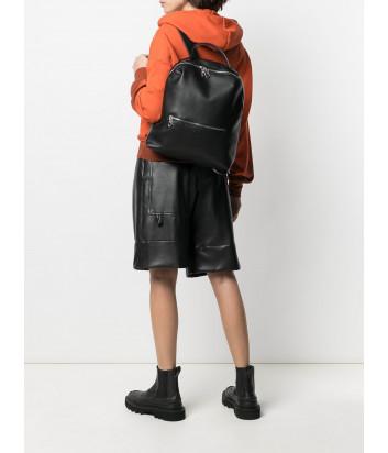 Рюкзак CALVIN KLEIN Jeans K60K607195 с внешним карманом черный