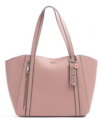 Женская сумка GUESS Naya HWVG7881230 розовая