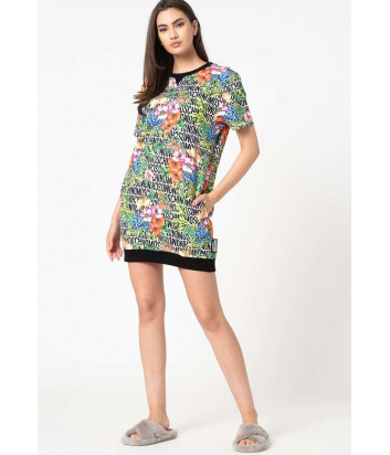Платье MOSCHINO ZUA1719 9023 яркий принт