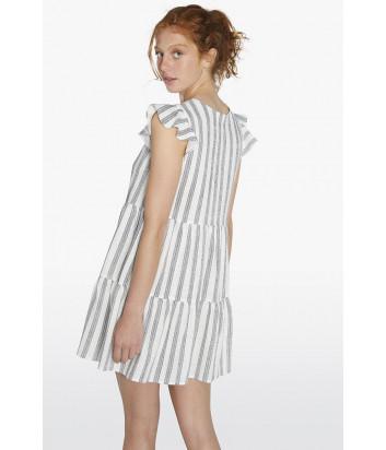 Платье YSABEL MORA Linen 85821 в полоску