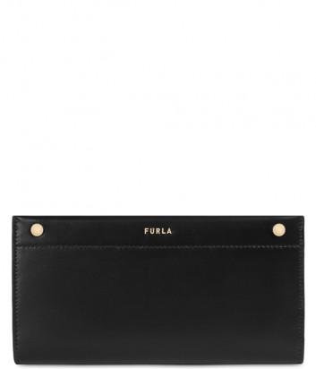 Портмоне FURLA Lady M Continental PDV101L в гладкой коже черное