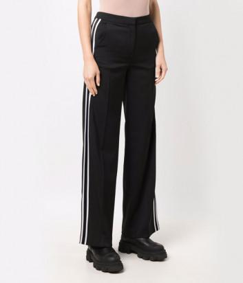 Женские брюки KARL LAGERFELD 215W1004 черные