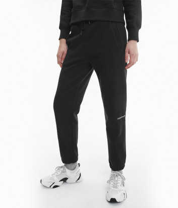 Спортивные брюки CALVIN KLEIN Jeans J20J216240 черные