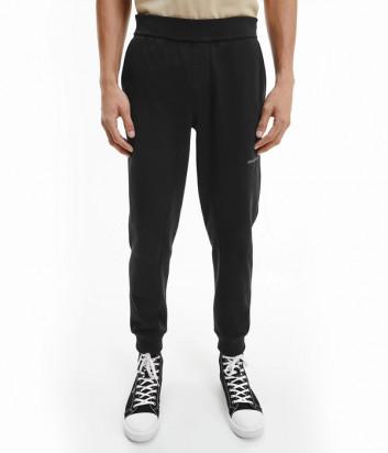 Спортивные брюки CALVIN KLEIN Jeans J30J318159 черные