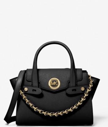 Кожаная сумка MICHAEL KORS Carmen Extra Small 30T0GNMM0L черная