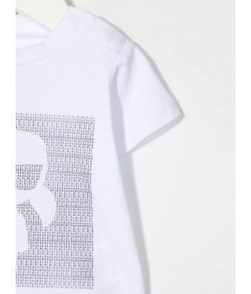 Костюм для мальчиков KARL LAGERFELD Kids Z98081 спортивный костюм и футболка