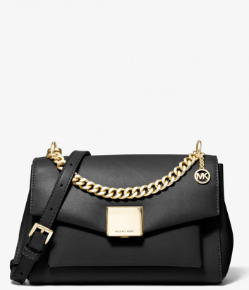 Сумка MICHAEL KORS Lita Medium Leather 35T0GXPL2O черная