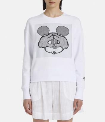 Свитшот ICEBERG I2P0E0916306 Mickey Mouse белый