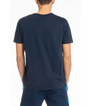 Мужская футболка ICE PLAY F017 P400 синяя с логотипом