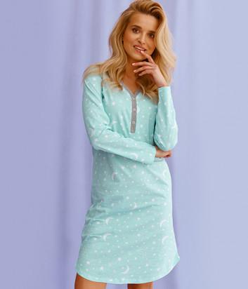 Ночная рубашка TARO Livia 2574 мятная