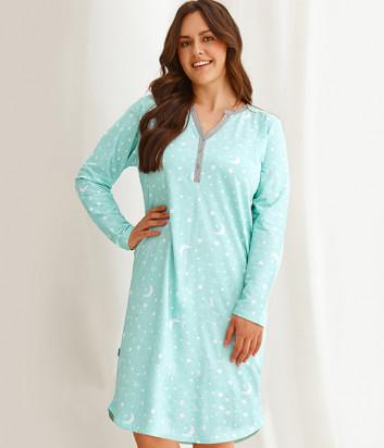 Ночная рубашка TARO Livia 2603 мятная