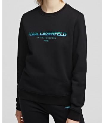 Спортивный костюм KARL LAGERFELD 215W1801/1051 черный