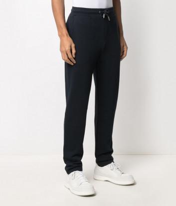 Спортивные брюки KARL LAGERFELD 705894 500900 темно-синие