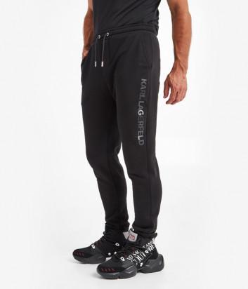 Спортивные брюки KARL LAGERFELD 705042 512910 черные