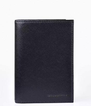 Обложка на паспорт KARL LAGERFELD 815416 512461 черная