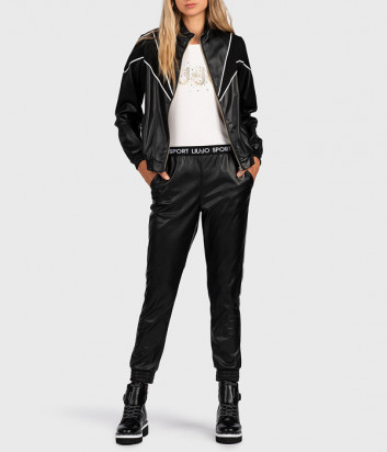 Спортивный костюм LIU JO TF1051-TF1052 E0641 черный
