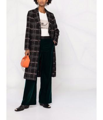 Пальто KARL LAGERFELD 216W1501 отделка тесьмой с логотипом