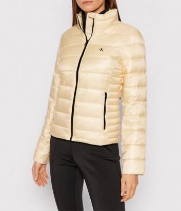Женский куртка CALVIN KLEIN Jeans J20J216881 бежевая