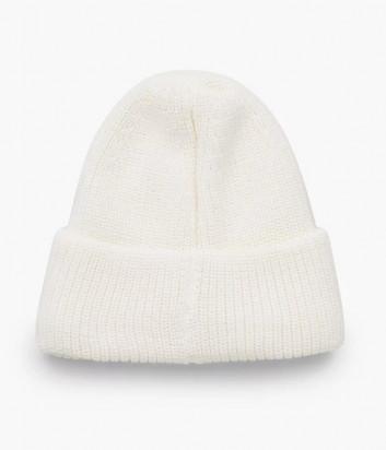 Вязаная шапка CALVIN KLEIN Jeans K50K506242 белая