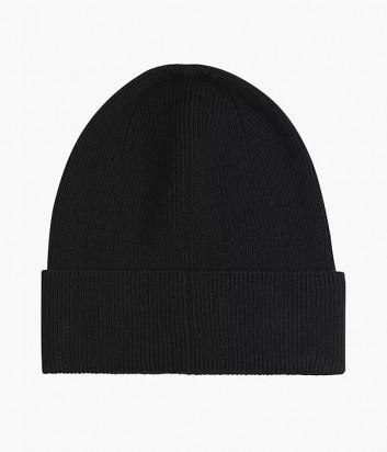 Вязаная шапка CALVIN KLEIN Jeans K60K608519 черная