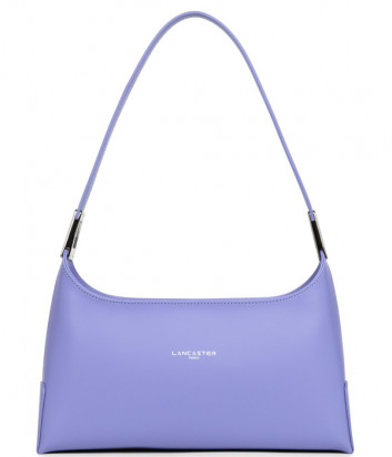 Кожаная сумка-багет LANCASTER Suave Ace 433-20 лавандовая