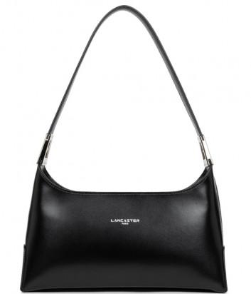 Кожаная сумка-багет LANCASTER Suave Ace 433-20 черная