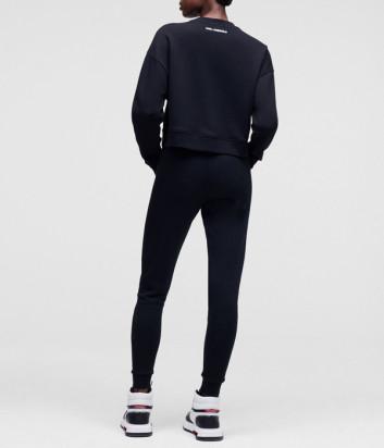 Спортивный костюм KARL LAGERFELD 216W1811-216W1052 черный