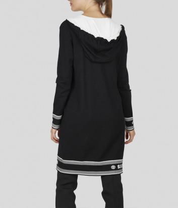 Платье с капюшоном SPORTALM 9615515805 черное