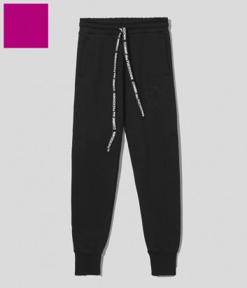 Спортивные брюки COMME DES FUCKDOWN CDFD1604 цвета фуксии