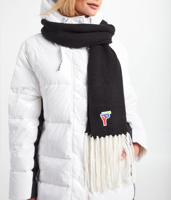 Объемный шарф ICE PLAY W2M130019008 черный