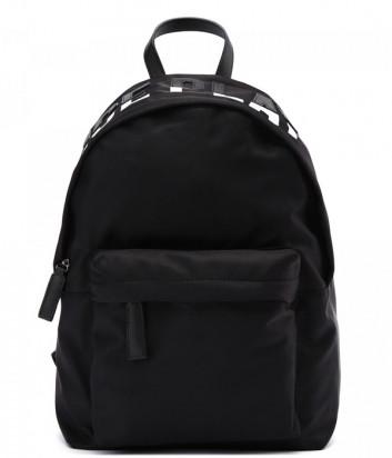 Текстильный рюкзак ICE PLAY W2M72166935 черный с логотипом