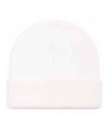 Женская шапка ICE PLAY W2M130409014 белая с логотипом
