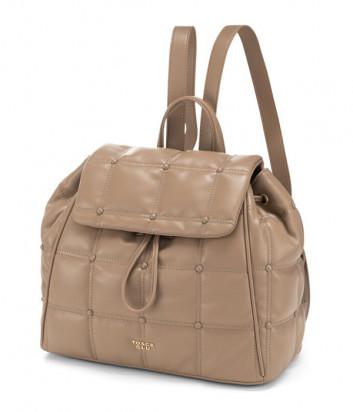 Рюкзак TOSCA BLU Bella Addormentata TF2137B11 стеганный бежевый