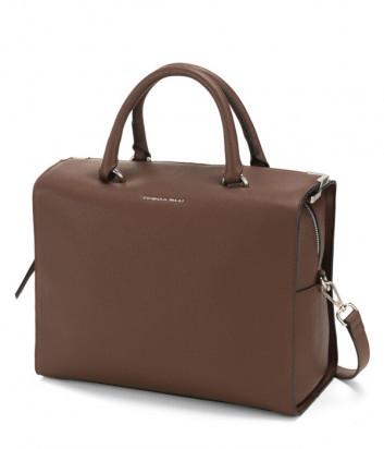 Вместительная сумка TOSCA BLU Schiaccianoci TF2142B50 коричневая