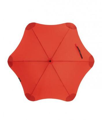 Зонт полуавтомат Blunt XS Metro компактного размера красный
