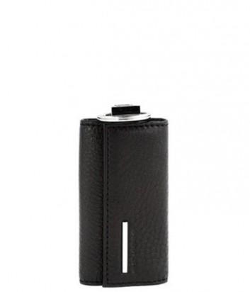 Кожаная ключница Piquadro Modus PC1253MO_N на 4 ключа черная