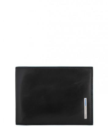 Портмоне Piquadro Blue Square PU257B2 с отделением для монет черное