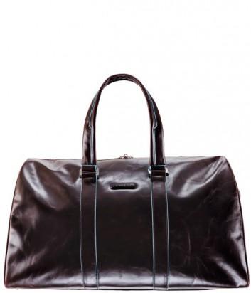 Дорожная сумка Piquadro Blue Square BV2815B2_MO коричневая