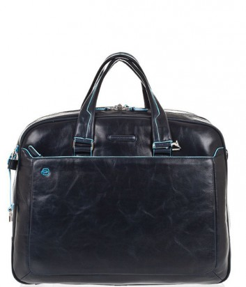 Роскошная сумка Piquadro Blue Square BV2926B2_BLU2 на 3 отделения