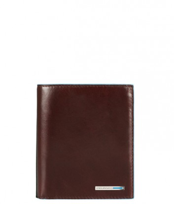 Портмоне Piquadro Bl Square PU3247B2 с отдел. для кредиток коричневое