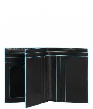 Портмоне Piquadro Bl Square PU3243B2_N функциональное черное