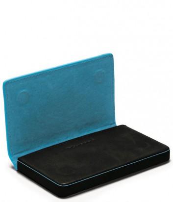 Кожаная визитница Piquadro Blue Square PP1263B2_N черная